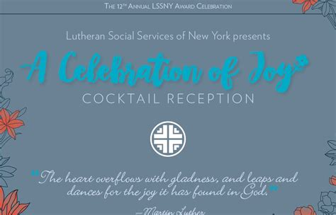 Lutheran Social Services New York City Detox by Events Lutheran Social Services Of New York