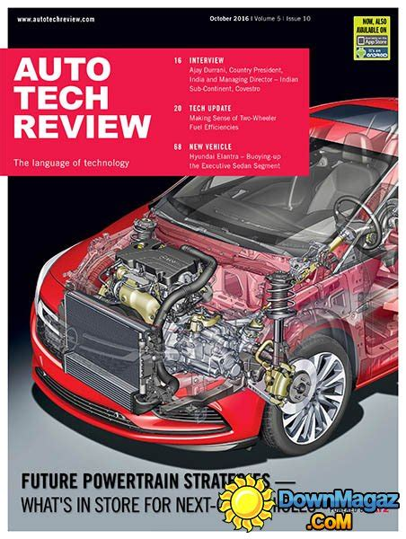 Auto Tech Review   October 2016 » Download PDF magazines