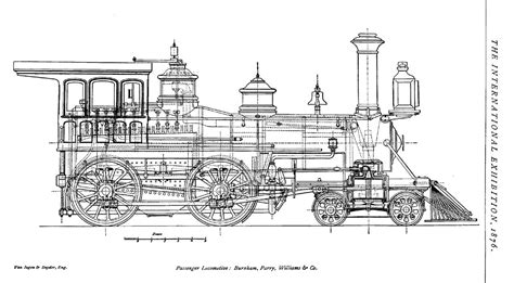 0 Locomotive Drawings by Steam Locomotive Drawing