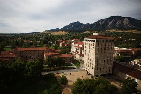 Colorado State Mba Ranking Us News by College Road Trip Of Colorado Boulder Best