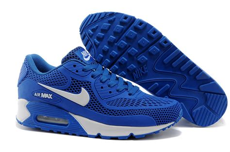 Nike Royal Lw Original nike air max 90 kpu royal blue racer blue white mens