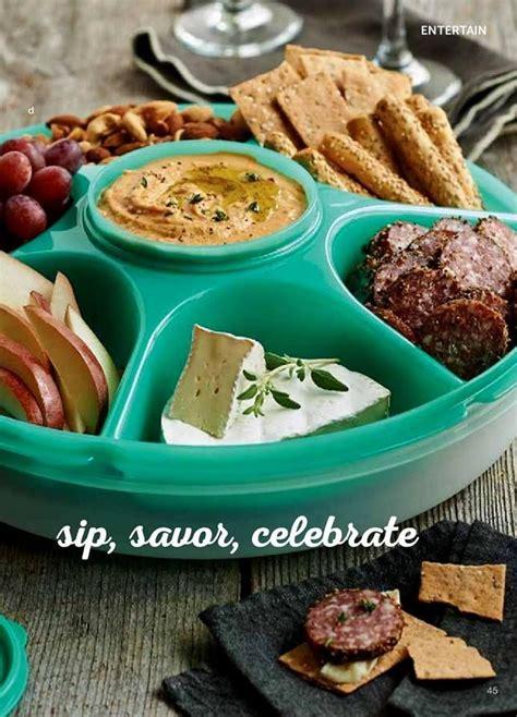 Tupperware Serving Set tupperware serving center set is versatile has six 2cup