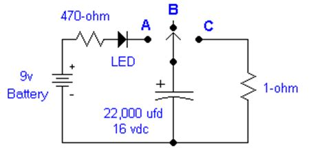 how to charge a capacitor with light bulb how to charge a capacitor without a light bulb 28 images 28276 battery eliminator by white