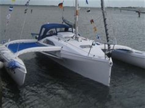 trimaran kit with folding akas farrier f 22 trailerable trimaran sailboat favs pinterest