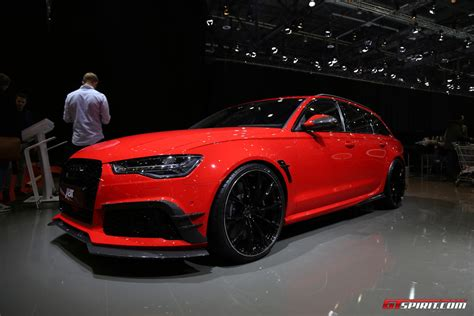 Audi Rs6 Abt by Geneva 2017 Abt Audi Rs6 With 705hp Gtspirit