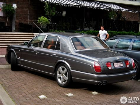 Bentley Arnage T 24 Mulliner 18 August 2013 Autogespot
