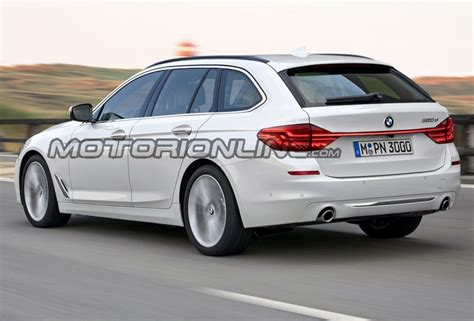 Bmw 3 2019 Touring by Bmw Serie 3 Touring My 2019 Nuova Ipotesi Stilistica