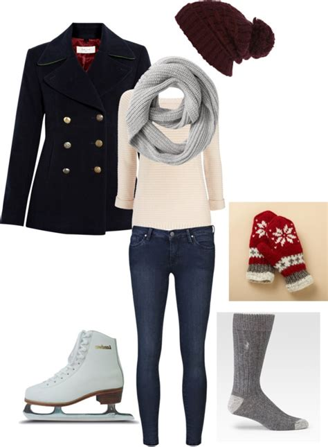 images  ice skating  outfits  pinterest