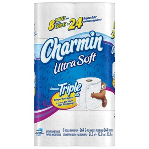 buy charmin ultra soft bathroom tissue from canada at well