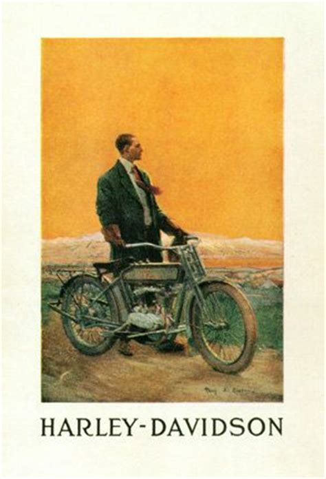 harley davidson documentary biography channel vintage 1914 harley davidson motorcycles poster by