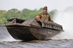 Duck Blind Material Sale Wildfowl S Best Duck Boats For 2013 Wildfowl
