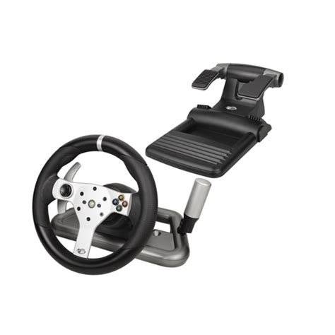 volante feedback volante madcatz wireless feedback racing wheel xbox 360