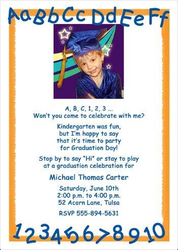 photo kindergarten graduation announcement 2272 ibu ks