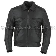 Jacket Kulit Pria Rider Moge Race Beckam Kulit Domba Asli Garut leather motorcycle jackets for fox creek leather