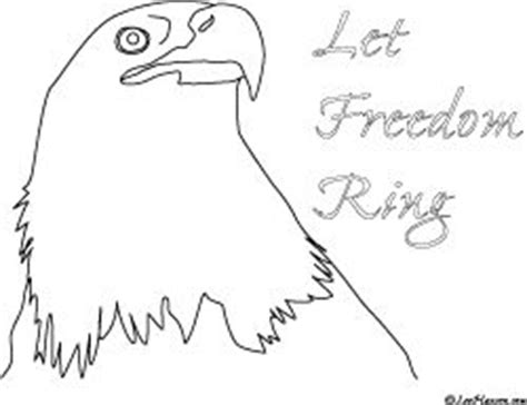 coloring page parts of speech advanced new patriotic bald eagle coloring page let freedom ring