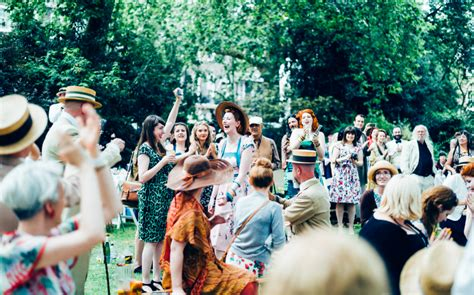 The Chap Olympiad A Spiffing Affair by The Chap Olympiad On The Inside