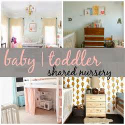 Toddler Shared Bedroom Ideas Joyful Shared Nursery Baby Toddler Rooms