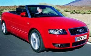 2003 audi a4 cabriolet drive review car reviews
