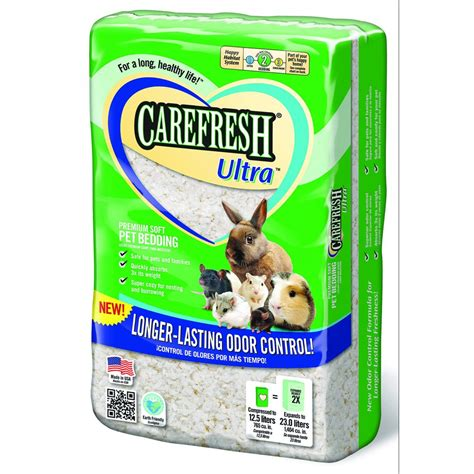 carefresh pet bedding carefresh ultra pet bedding rabbit products gregrobert