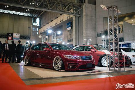 tokyo auto salon  photo coverage part