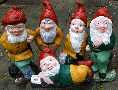 Garden Gnome Names by I Need Some Chain Sawing Done Now