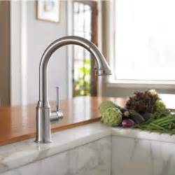 buying kitchen and bathroom faucets one handle or two hansgrohe cento pull down kitchen faucet costcochaser