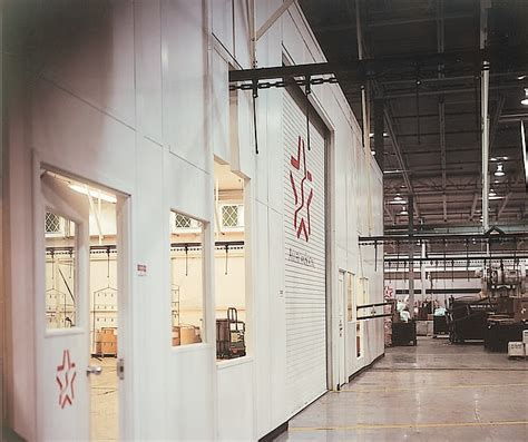 Industrial Wall L by Industrial Wall Partitions Demising Walls