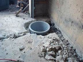 drain pipe installation install a warranted basement drain pipe system in your home