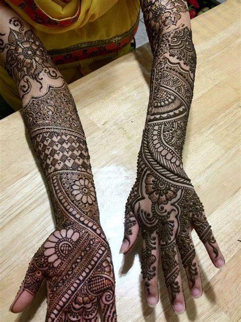 Henna Design Bridal | bridal mehndi designs 2015 2016 for girls style hunt world