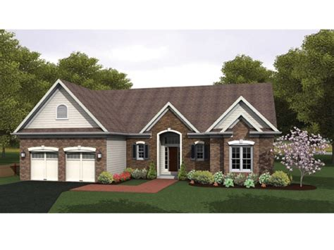 3 bedroom ranch house eplans ranch house plan classy 3 bedroom ranch 1881