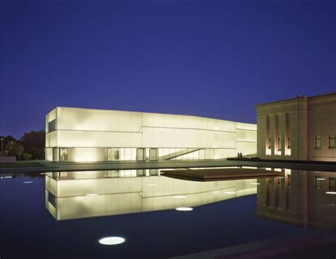 nelson atkins museum of art bendheim channel glass project