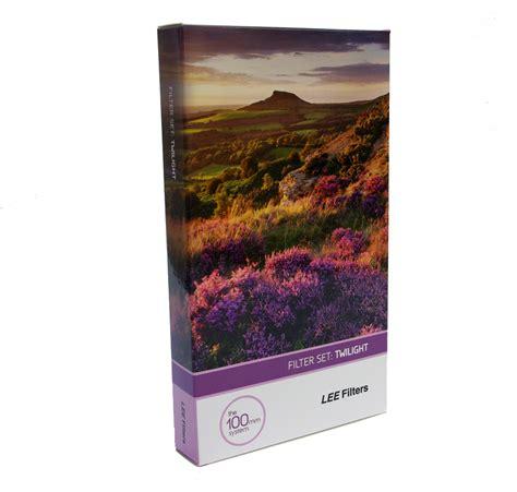 Filters Twilight Set filters twilight set 100 x 150mm paler more subtle