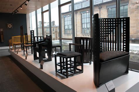 mackintosh furniture gallery gsa archives collections gsa archives collections