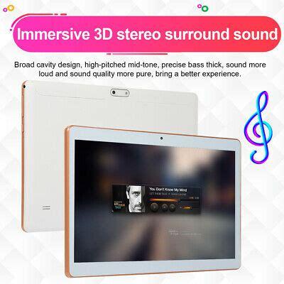 digital smart portable  unlocked  ips gb rom gb android  tablet pc