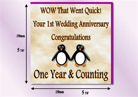 1st to 24th wedding anniversary card family friends rosie - 1st Wedding Anniversary Greeting Cards For Friend