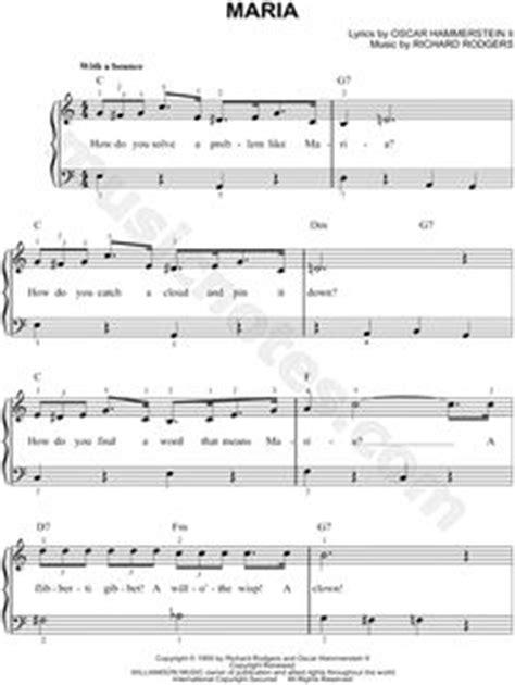 printable lyrics sound of music sound of music notes sound of music standard p v