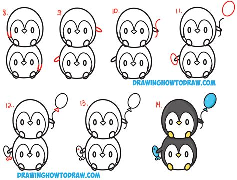 pretty drawings to draw drawings of penguins how to draw