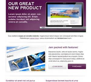 new product launch email template 50 email templates to enhance your newsletter s appeal
