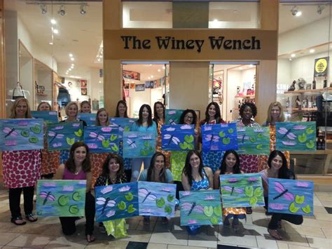 groupon paint nite florida paint nights at the winey wench orlando florida