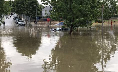 imagenes animadas de inundaciones las tormentas causan serias inundaciones en paracuellos