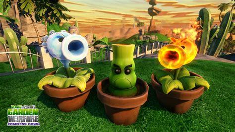 Zombies Vs Plants Garden Warfare by Im 225 Genes De Plants Vs Zombies Garden Warfare Para Xbox