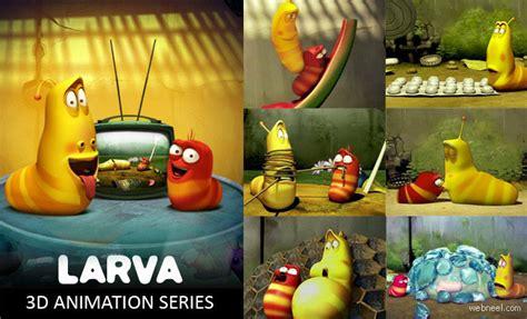 larva short film image gallery larva animation