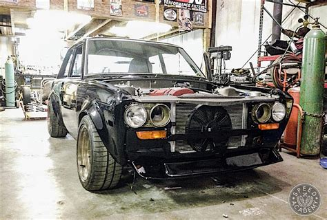 Datsun 510 Engine by How To Build A Datsun 510 A Lot Engine Swaps Custom