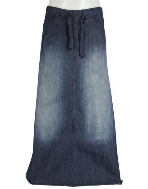 plus size comfy fringe modst denim skirt size 20