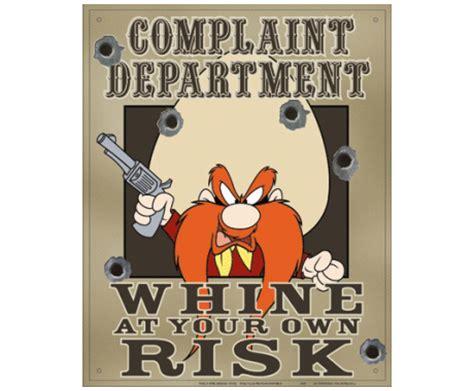 Complaint Department by Karyn Gerrard Take A Number Complaint Department