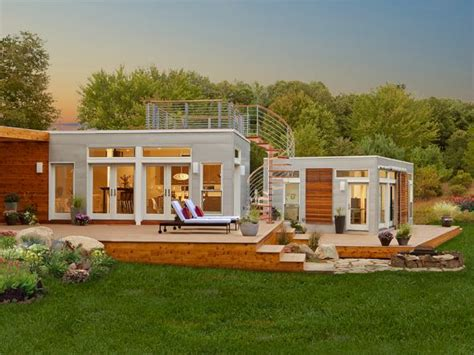 17 best ideas about small modular homes on