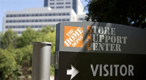 home depot to lay 315 employees in md maryland