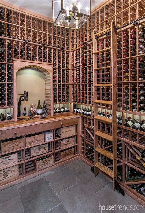 The Time Cellar bars wine storage toasting time spent at home bottle