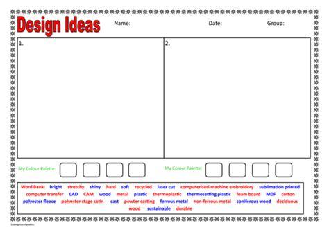 design criteria ks1 foodtechfanatics shop teaching resources tes
