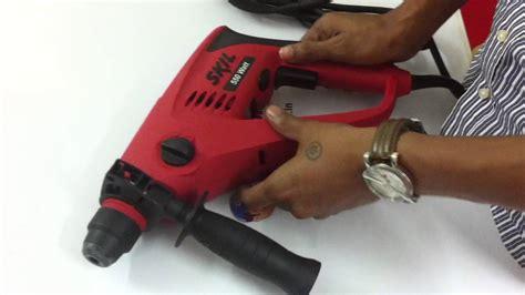 Skil 1715 Rotary Hammer By skil 1715 jd rotary hammer unboxing mrthomas